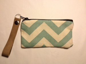 Chevron Clutch 1
