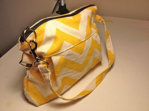 Chevron Yellow 11