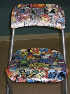 Comic Chair