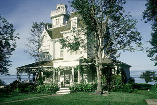 Practical Magic House Images