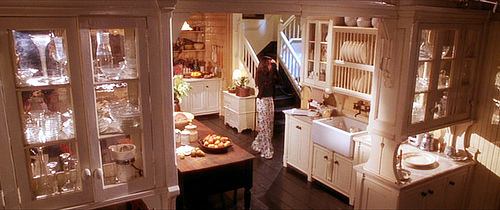 Kitchen shot Practical Magic