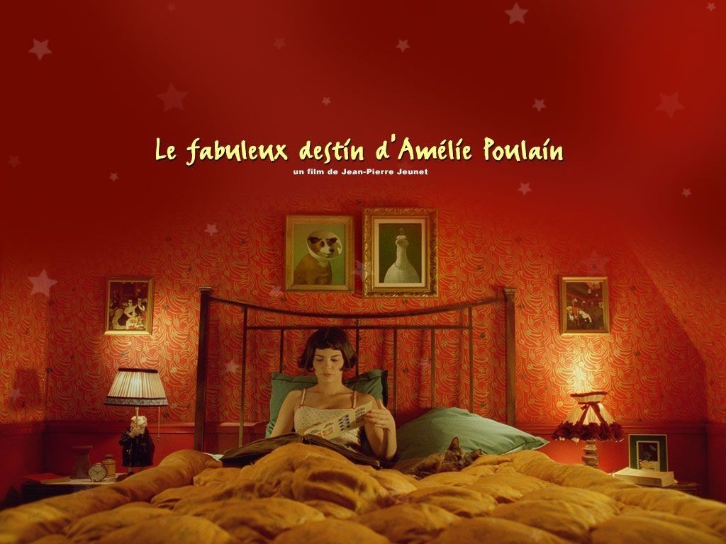 on the set design amelie verbena On amelie bedroom