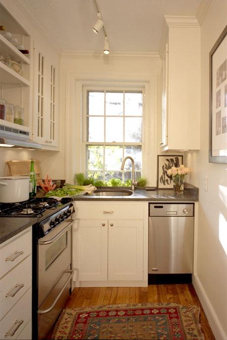 Very Small Kitchen Ideas