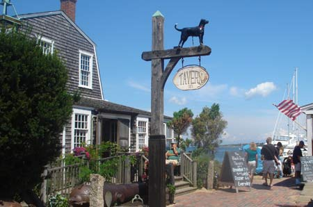 The Black Dog Tavern Massachusetts