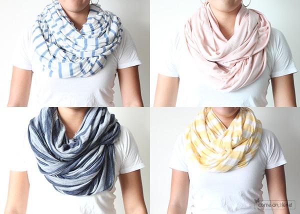 infinity scarf | Verbena