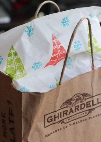 gift wrap tissue