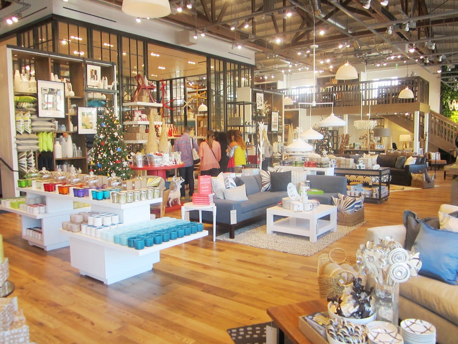 If i could live at west elm verbena for I furniture warehouse