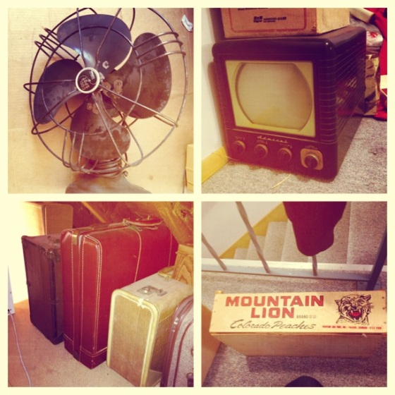 vintage collage 2