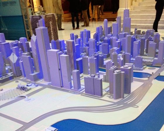 City Model SOM