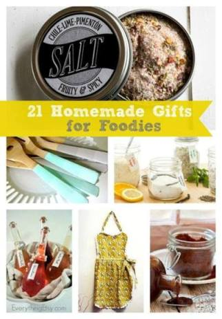 21 things for foodies