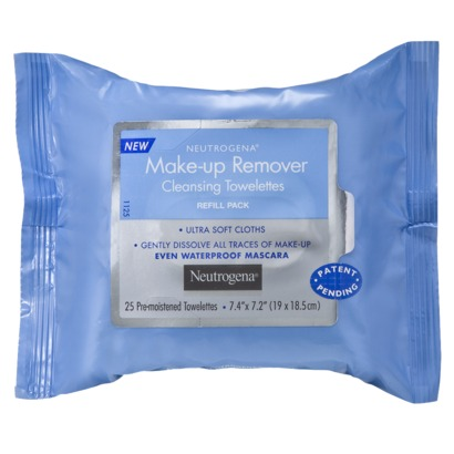 neutorgena face wipes