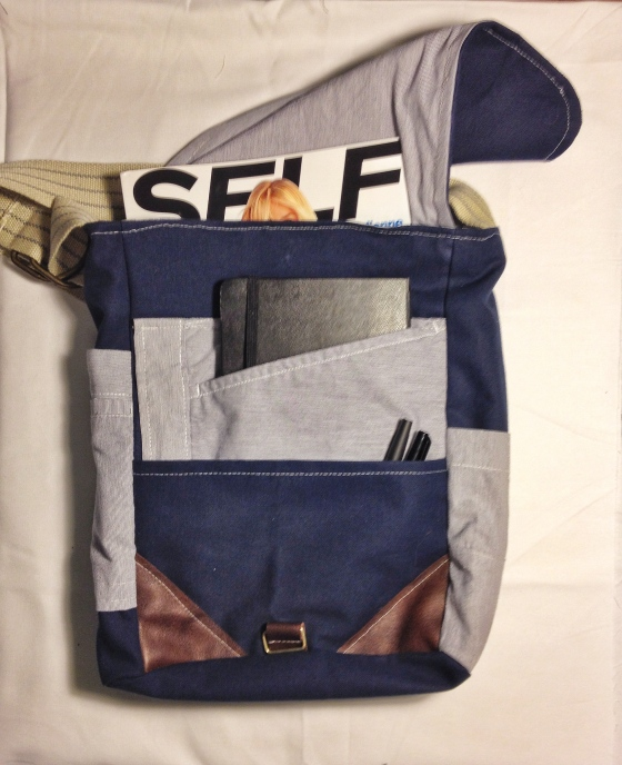 bag inside flap pockets