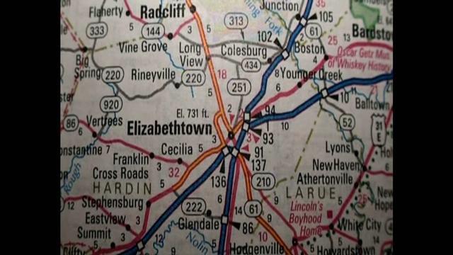 Eliz Map