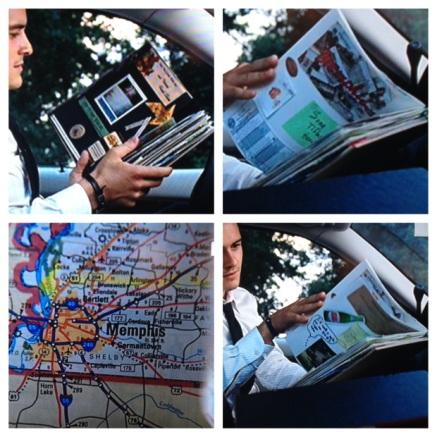 Drew e seu roteiro de roadtrip em Tudo acontece em Elizabethtown - rock e aviões