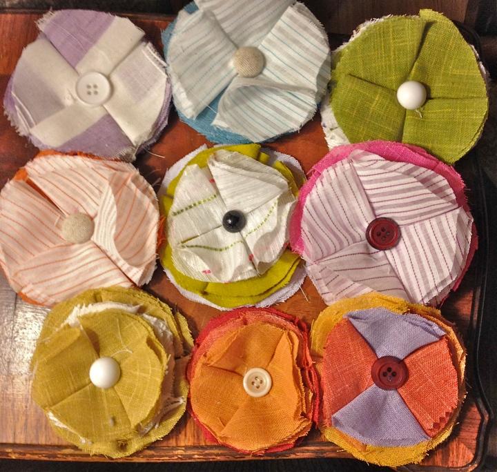 fabric flowers 4