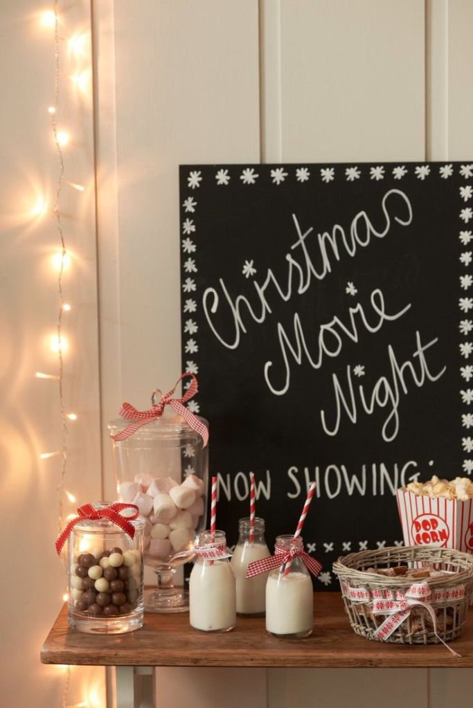 Christmas Movie Night
