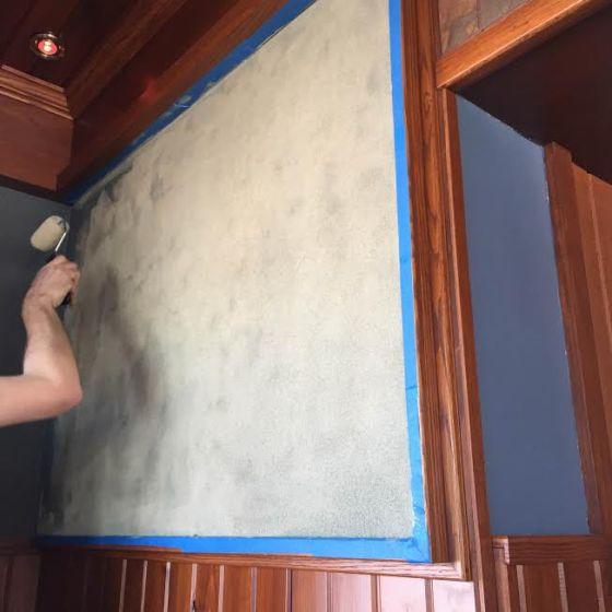 Seas paiting walls