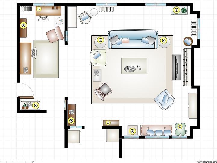 Jamie Living Room