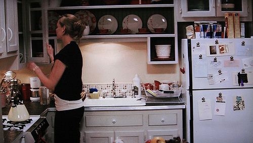 27 dresses kitchen