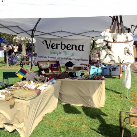 tent in lake geneva & Craft Fair Trial and Errors u2013 Verbena