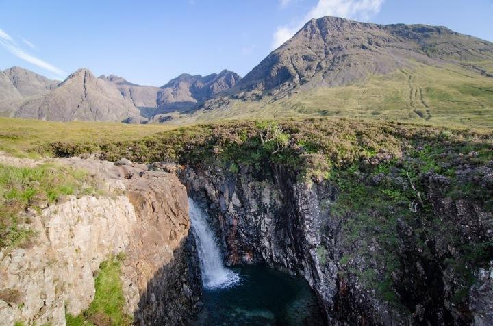 Fairy Pool Waterfall
