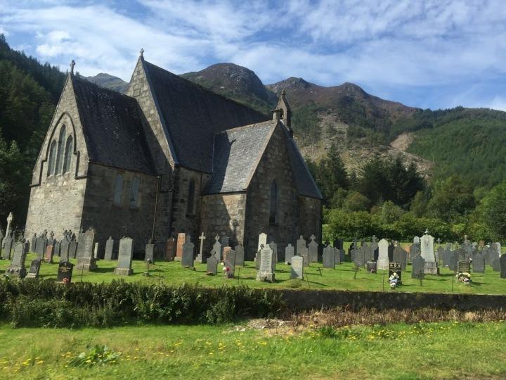 Scenery Church