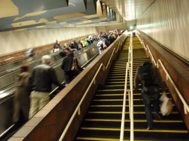 Underground Stairs